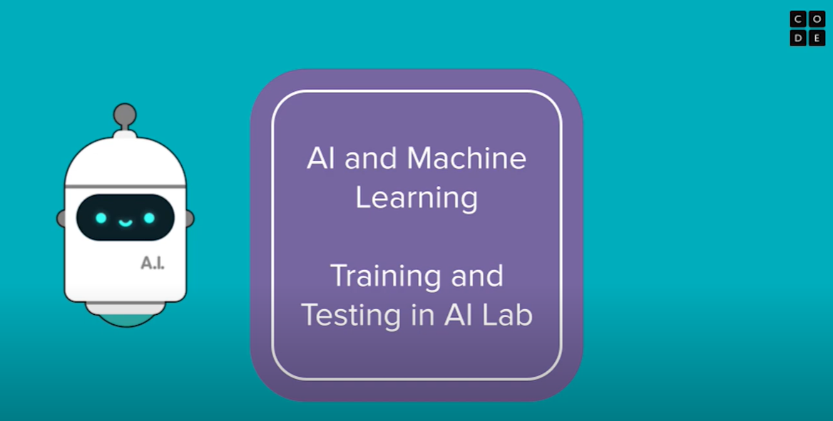 Training and Testing in AI Lab