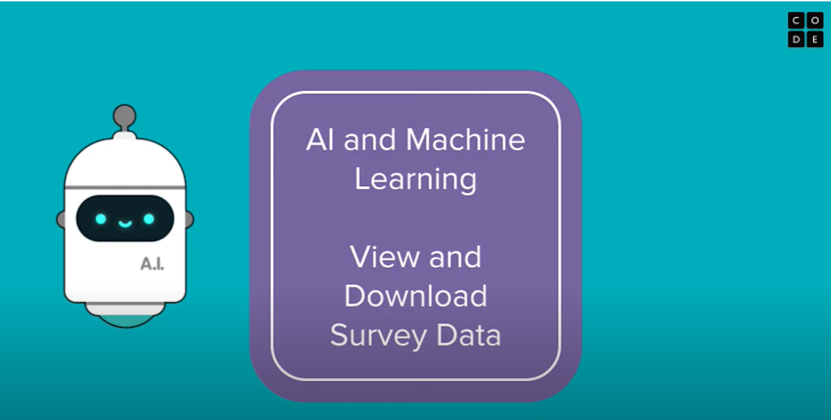 View and Download Survey Data
